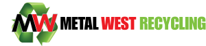 Metal West Recycling Logo